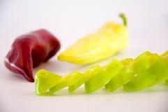 Ζωηρόχρωμα πιπέρια στοκ φωτογραφίες