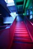ζωηρόχρωμα σκαλοπάτια φω&ta Στοκ εικόνα με δικαίωμα ελεύθερης χρήσης