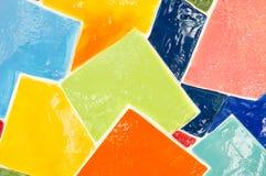 Κεραμικό κεραμίδι Στοκ φωτογραφίες με δικαίωμα ελεύθερης χρήσης