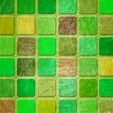 Ζωηρόχρωμα τετράγωνα Grunge απεικόνιση αποθεμάτων