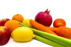 Ζωηρόχρωμα τρόφιμα στοκ φωτογραφίες με δικαίωμα ελεύθερης χρήσης