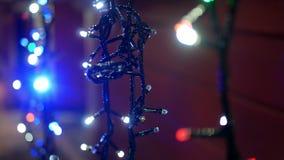Ζωηρόχρωμα Χριστούγεννα φω'των φιλμ μικρού μήκους