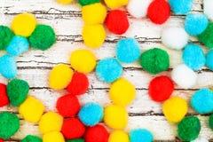 Ζωηρόχρωμα bonbons Στοκ φωτογραφία με δικαίωμα ελεύθερης χρήσης