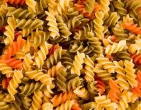 ζωηρόχρωμα noodles στοκ φωτογραφία με δικαίωμα ελεύθερης χρήσης