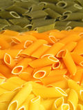 ζωηρόχρωμα noodles στοκ φωτογραφίες με δικαίωμα ελεύθερης χρήσης