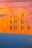 ζωηρόχρωμες αντανακλάσεις Στοκ φωτογραφίες με δικαίωμα ελεύθερης χρήσης