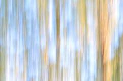 Ζωηρόχρωμες αφηρημένες οργανικές θολωμένες γραμμές Στοκ Εικόνα