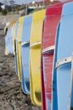 Ζωηρόχρωμες βάρκες Στοκ φωτογραφία με δικαίωμα ελεύθερης χρήσης