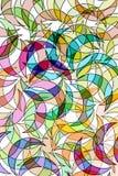 ζωηρόχρωμες γιρλάντες στοκ φωτογραφία με δικαίωμα ελεύθερης χρήσης