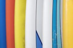 ζωηρόχρωμες ιστιοσανίδ&epsilon Στοκ Φωτογραφίες