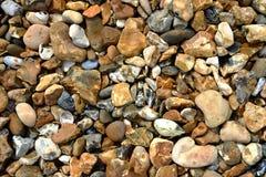 ζωηρόχρωμες πέτρες ανασκό& Στοκ φωτογραφίες με δικαίωμα ελεύθερης χρήσης