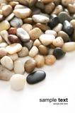 ζωηρόχρωμες πέτρες Στοκ εικόνες με δικαίωμα ελεύθερης χρήσης