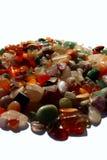 ζωηρόχρωμες πέτρες στοκ φωτογραφίες