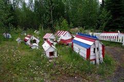 Ζωηρόχρωμες περιοχές ενταφιασμών Emetery Ð ¡ Στοκ φωτογραφία με δικαίωμα ελεύθερης χρήσης
