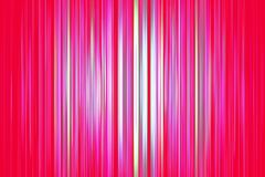 Ζωηρόχρωμες ραβδώσεις κόκκινου φωτός Στοκ Φωτογραφίες