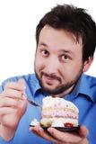 ζωηρόχρωμες τρώγοντας απ&omi Στοκ εικόνες με δικαίωμα ελεύθερης χρήσης