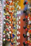 Ζωηρόχρωμες χάντρες Στοκ Εικόνα