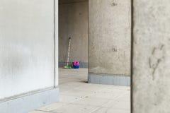 Ζωηρόχρωμες χρησιμότητες 7 καθαρισμού Στοκ Εικόνα