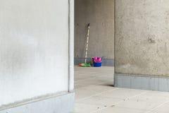 Ζωηρόχρωμες χρησιμότητες 8 καθαρισμού Στοκ Εικόνα