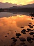 ζωηρόχρωμη ανατολή στοκ φωτογραφίες με δικαίωμα ελεύθερης χρήσης