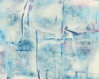 Ζωηρόχρωμη αφηρημένη ακρυλική ζωγραφική watercolor διανυσματική απεικόνιση