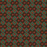 Ζωηρόχρωμη αφρικανική γεωμετρική διακόσμηση Στοκ φωτογραφίες με δικαίωμα ελεύθερης χρήσης