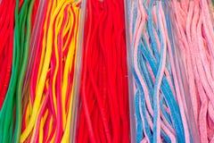 ζωηρόχρωμη ζελατίνα καραμ& Στοκ εικόνα με δικαίωμα ελεύθερης χρήσης