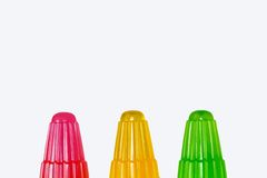 ζωηρόχρωμη ζελατίνα Στοκ φωτογραφίες με δικαίωμα ελεύθερης χρήσης