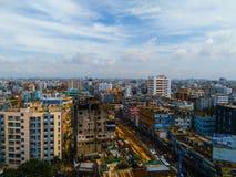 Ζωηρόχρωμη ζωή πόλεων στοκ φωτογραφία με δικαίωμα ελεύθερης χρήσης