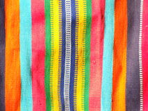ζωηρόχρωμη κουβέρτα στοκ εικόνες με δικαίωμα ελεύθερης χρήσης