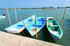 Ζωηρόχρωμη μεξικάνικη αγροτική βάρκα στοκ εικόνα με δικαίωμα ελεύθερης χρήσης