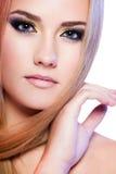 Ζωηρόχρωμη ομορφιά στοκ εικόνες με δικαίωμα ελεύθερης χρήσης