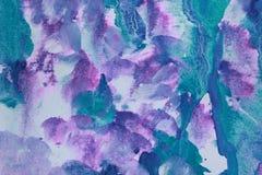 ζωηρόχρωμη παλέτα Στοκ φωτογραφία με δικαίωμα ελεύθερης χρήσης