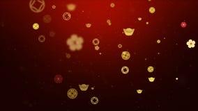 Ζωηρόχρωμη περίληψη της έκρηξης μορίων που στροβιλίζεται τη σε αργή κίνηση σύγκρουση απεικόνιση αποθεμάτων