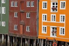 ζωηρόχρωμη σειρά ποταμών σπ&iot Στοκ φωτογραφία με δικαίωμα ελεύθερης χρήσης