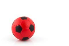 Ζωηρόχρωμη σφαίρα ποδοσφαίρου Στοκ Φωτογραφίες