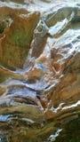 ζωηρόχρωμος βράχος Στοκ εικόνες με δικαίωμα ελεύθερης χρήσης