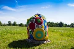ζωηρόχρωμος βράχος Στοκ φωτογραφίες με δικαίωμα ελεύθερης χρήσης