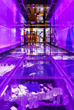 Ζωηρόχρωμος διάδρομος Στοκ εικόνες με δικαίωμα ελεύθερης χρήσης