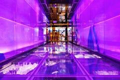 Ζωηρόχρωμος διάδρομος Στοκ Φωτογραφίες