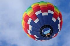 ζωηρόχρωμος καυτός μπαλονιών αέρα Στοκ φωτογραφία με δικαίωμα ελεύθερης χρήσης
