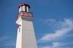 ζωηρόχρωμος πύργος φάρων α&s Στοκ εικόνα με δικαίωμα ελεύθερης χρήσης