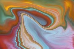 Ζωηρόχρωμος συνδυασμός των χρωμάτων στοκ εικόνα