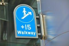 Ζωηρόχρωμος συν το σημάδι 15 Στοκ φωτογραφία με δικαίωμα ελεύθερης χρήσης