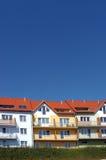 ζωηρόχρωμος σύγχρονος διαμερισμάτων Στοκ Φωτογραφίες