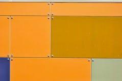 ζωηρόχρωμος τοίχος στοκ εικόνα με δικαίωμα ελεύθερης χρήσης