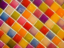 ζωηρόχρωμος τοίχος Στοκ φωτογραφία με δικαίωμα ελεύθερης χρήσης