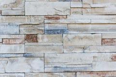 Ζωηρόχρωμος φυσικός τοίχος πετρών στοκ φωτογραφία με δικαίωμα ελεύθερης χρήσης