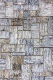 Ζωηρόχρωμος flagstone τοίχος ενός αρχαίου κτηρίου Στοκ φωτογραφία με δικαίωμα ελεύθερης χρήσης
