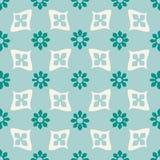 Ζωηρόχρωμο άνευ ραφής floral εκλεκτής ποιότητας υπόβαθρο σχεδίων Στοκ φωτογραφία με δικαίωμα ελεύθερης χρήσης